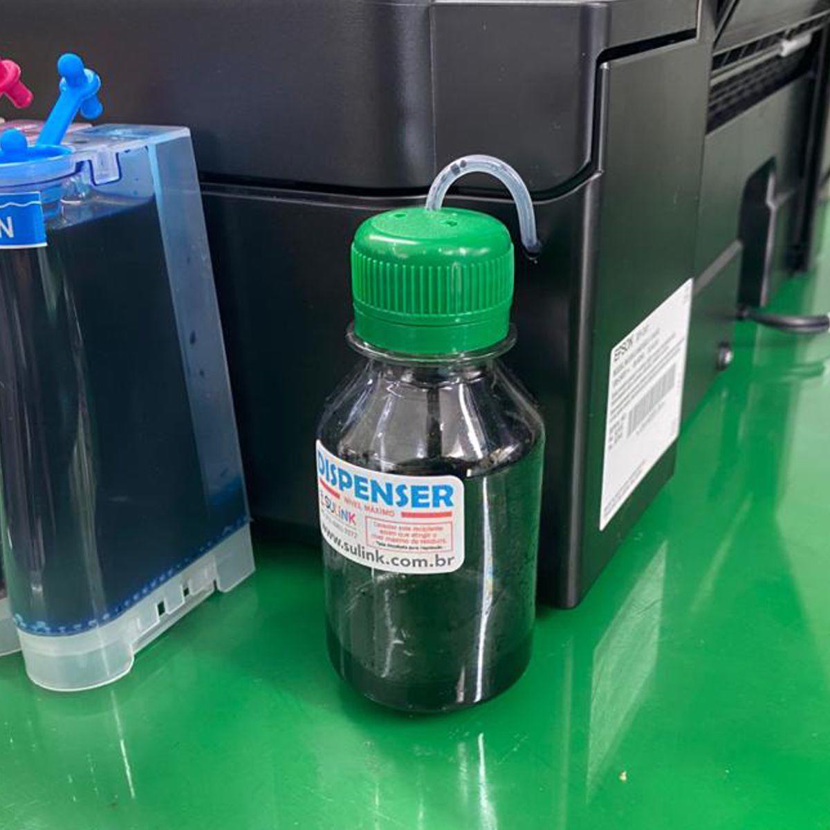 Kit Dispenser para Epson R280, R290, T50, L800, L805, L850 e Artisan 50