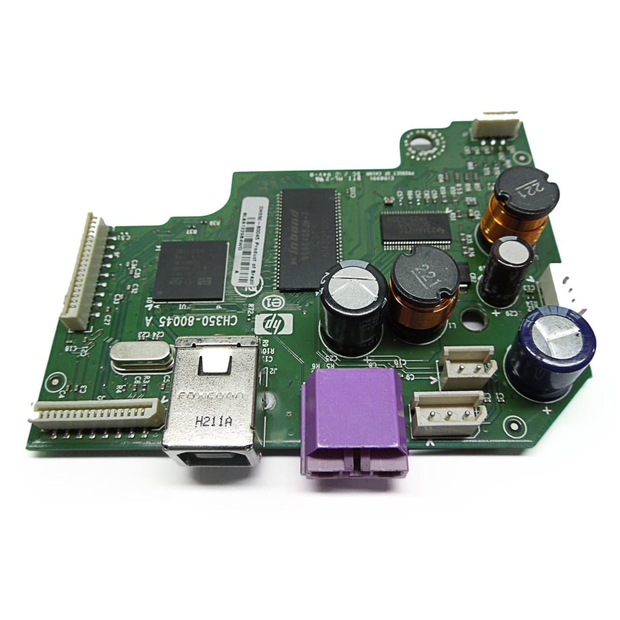 Placa Lógica da Multifuncional HP F2050 - CH350-80045