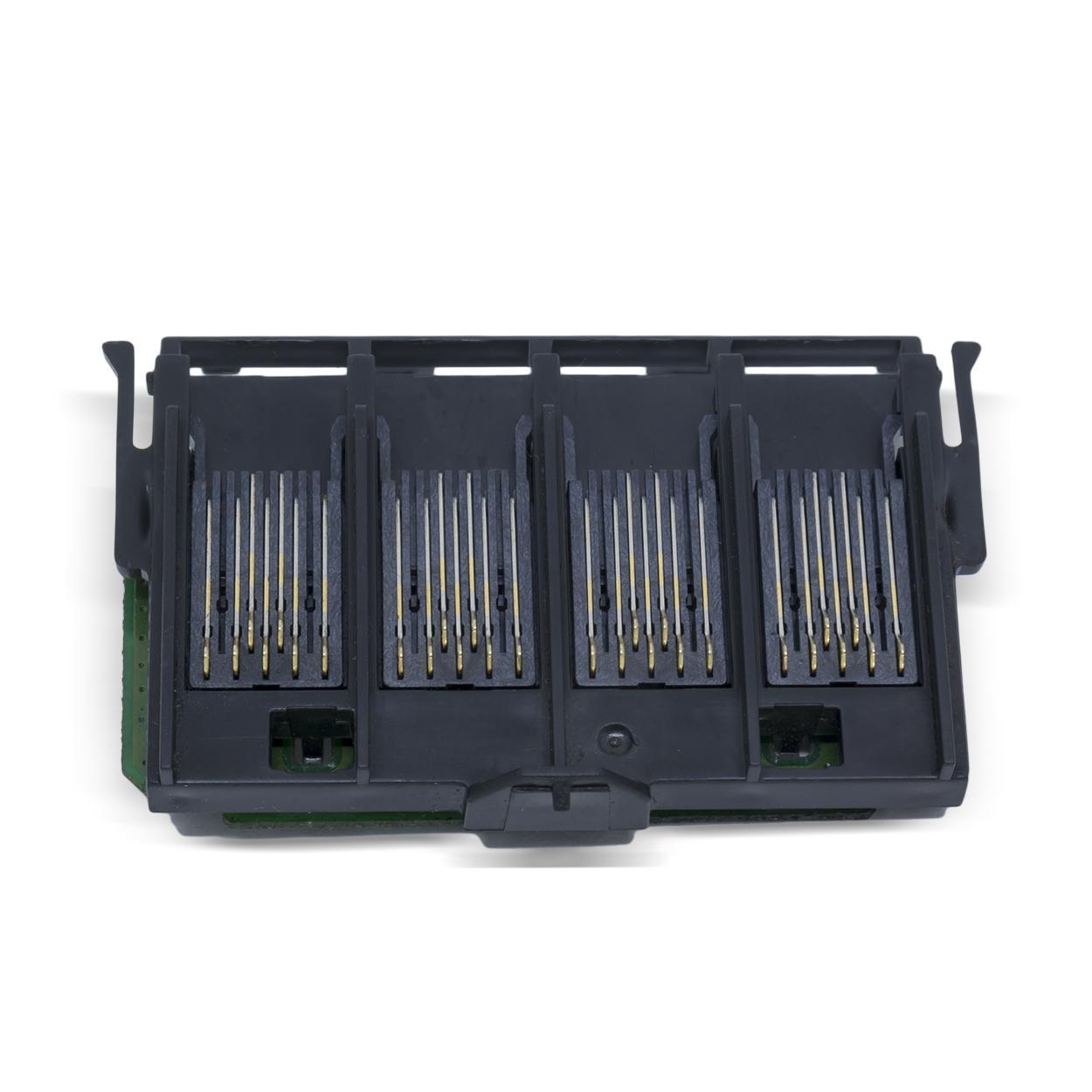 Placa + Suporte com Contatos da Epson T22, T25, TX120, TX123, TX125, TX130, TX133 e TX135