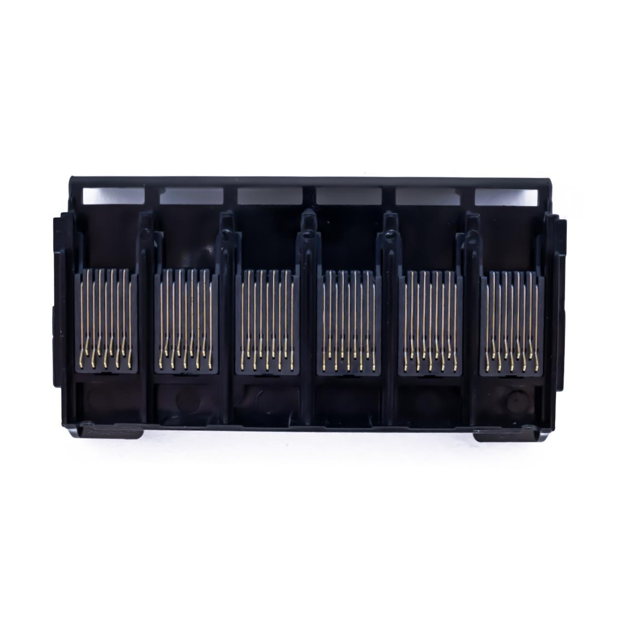 Placa + Suporte com Contatos da Epson T50, R290, R280 e Artisan 50