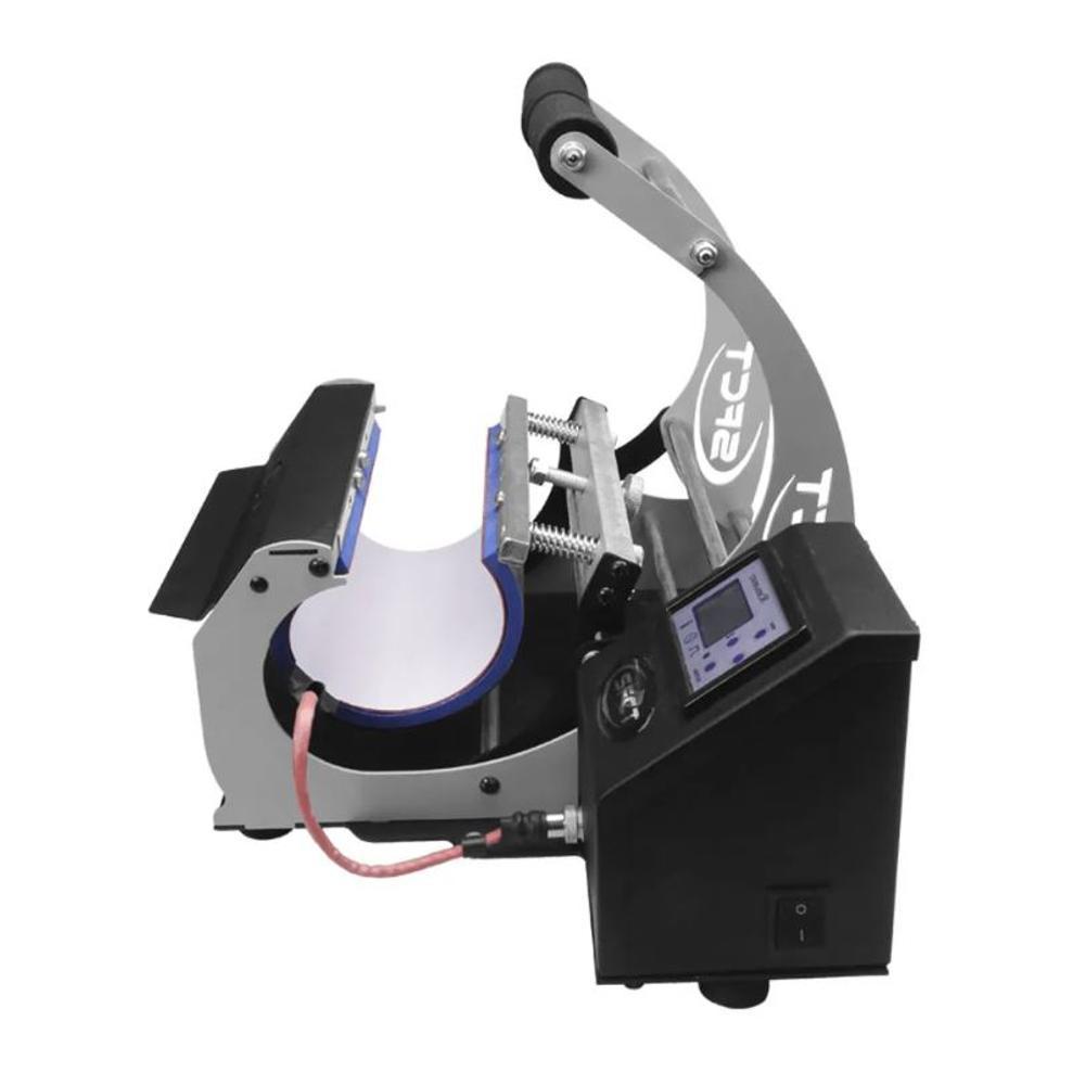 Prensa Térmica para Canecas Cilíndrica e Squeeze - Modelo: SFCT P20