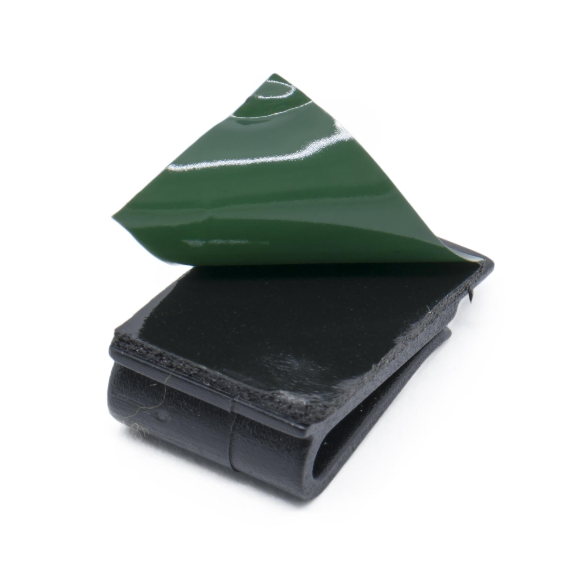 Presilha para Mangueira de Bulk Ink - Modelo: Retangular 2 Preta