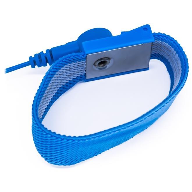 Pulseira Anti-estática ESD para Eletrônica e Manutenção