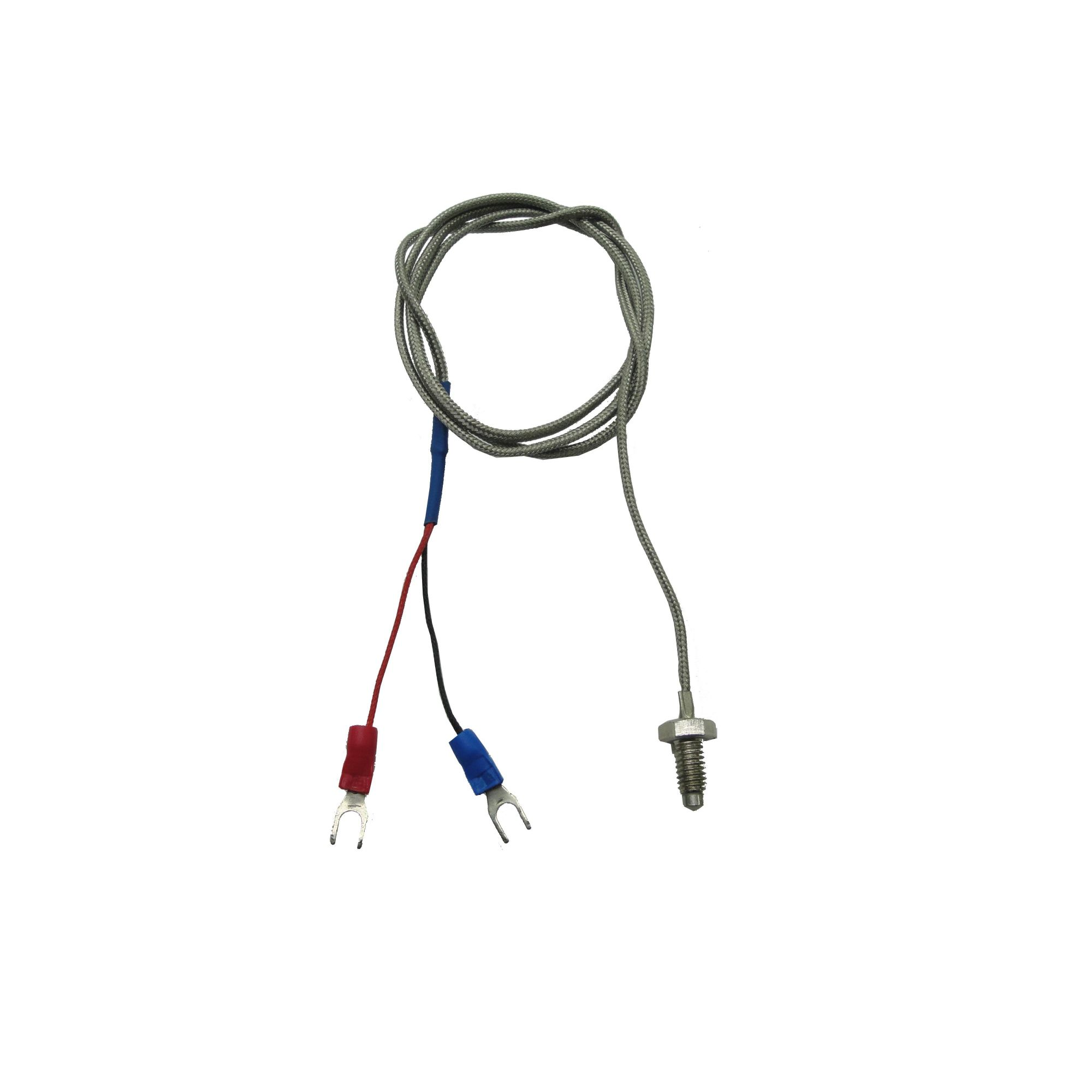 Sensor de Temperatura para Prensa Térmica - Modelo 1 (Sensor com Teminal Rosca)
