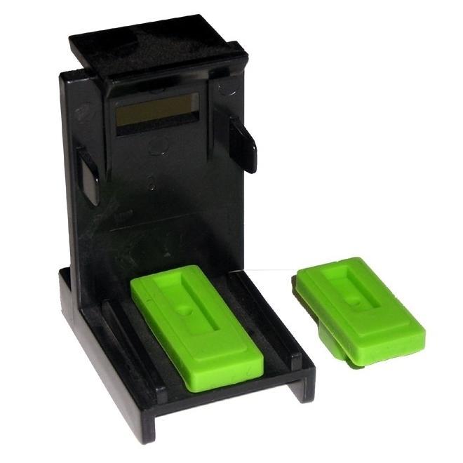 Snap Fill para Cartuchos HP (Modelos de 2 Cartuchos - Universal) com 2 Borrachas