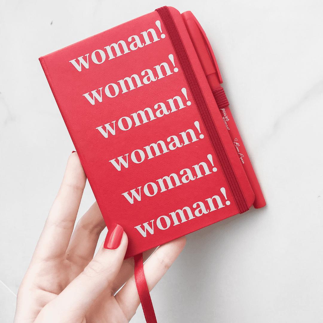 Caderneta woman