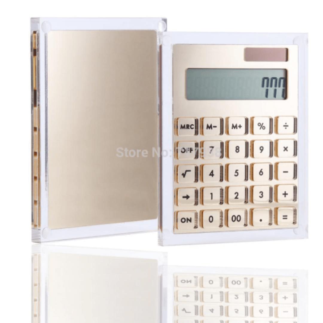 Calculadora gold