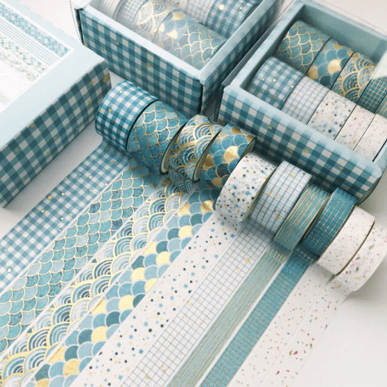 Kit Washi Tapes - ocean