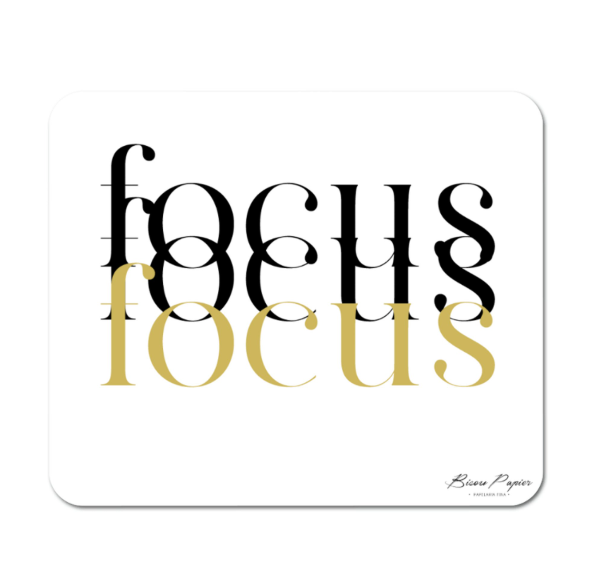 Mouse Pad - Focus