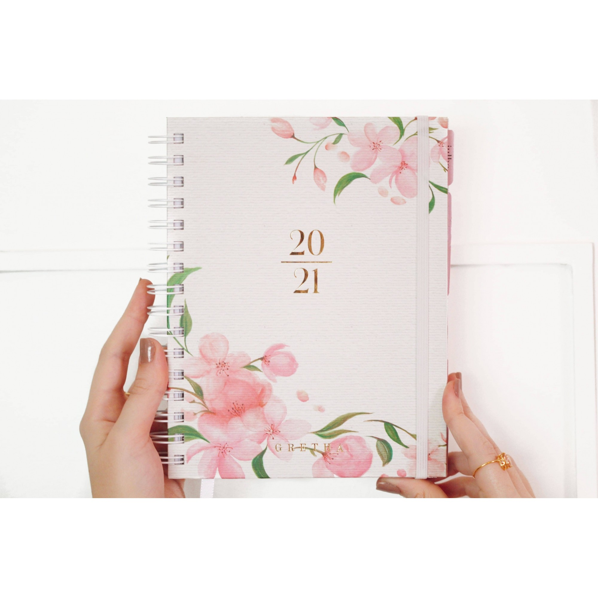 Planner 2021 - Floral