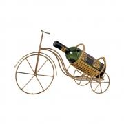 Bicicleta Suporte P/ Vinho 30x46 cm