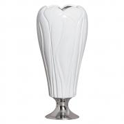 Vaso Em Cerâmica Linha Luz 40x16 cm