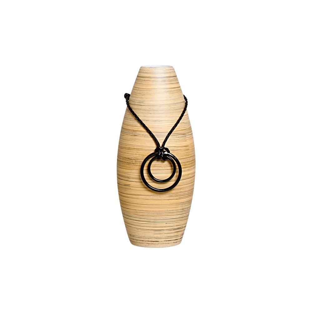 Par de Vasos em Cerâmica Linha Marrocos