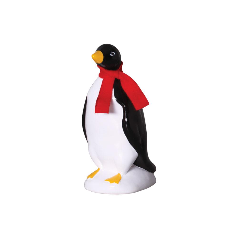 Pinguim de geladeira em Cerâmica 21x14 cm
