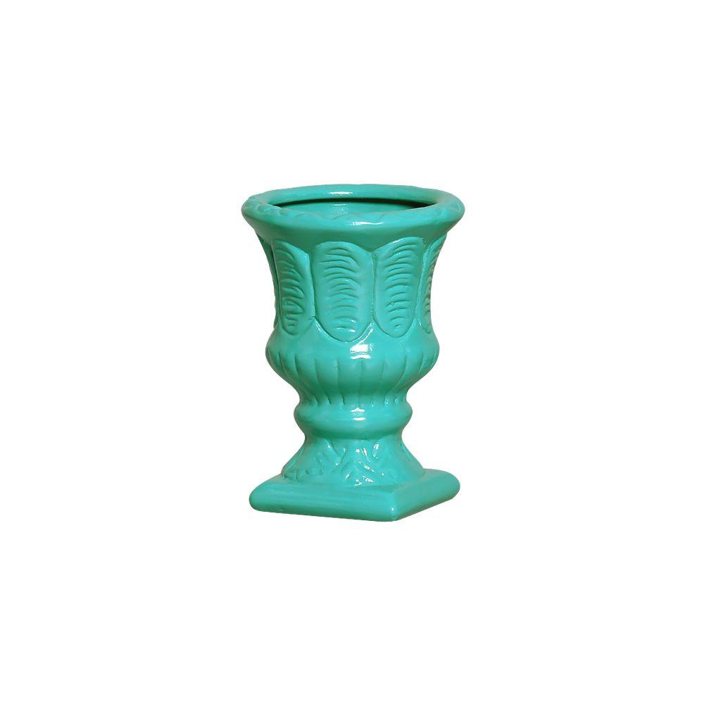 Vasinho Decorativo P/ Decoração em Festa 15x10,5 cm