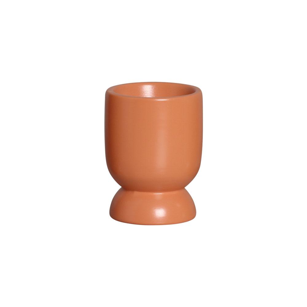 Vasinho P Em Cerâmica Terracota P/ Plantas 10,6x8 cm