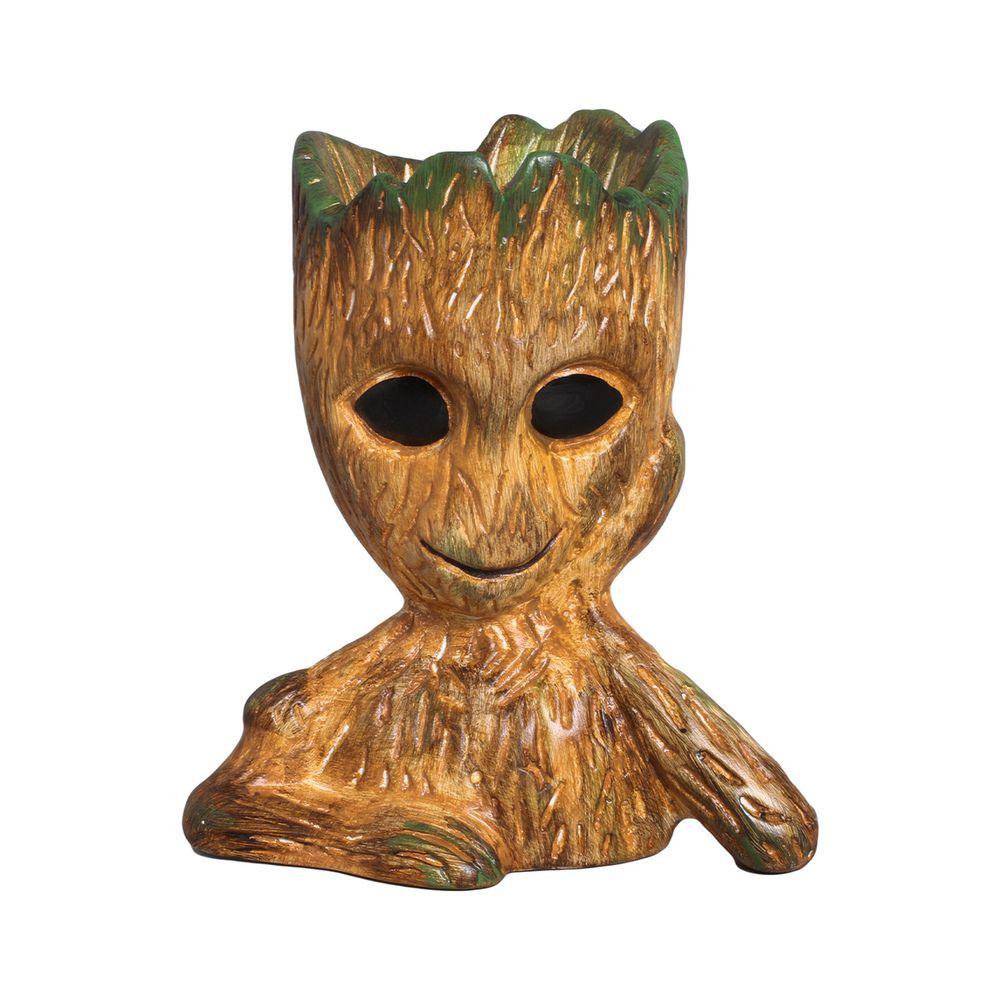 Vaso Groot para Cactos e Suculentas 16,5 x 14,2 cm