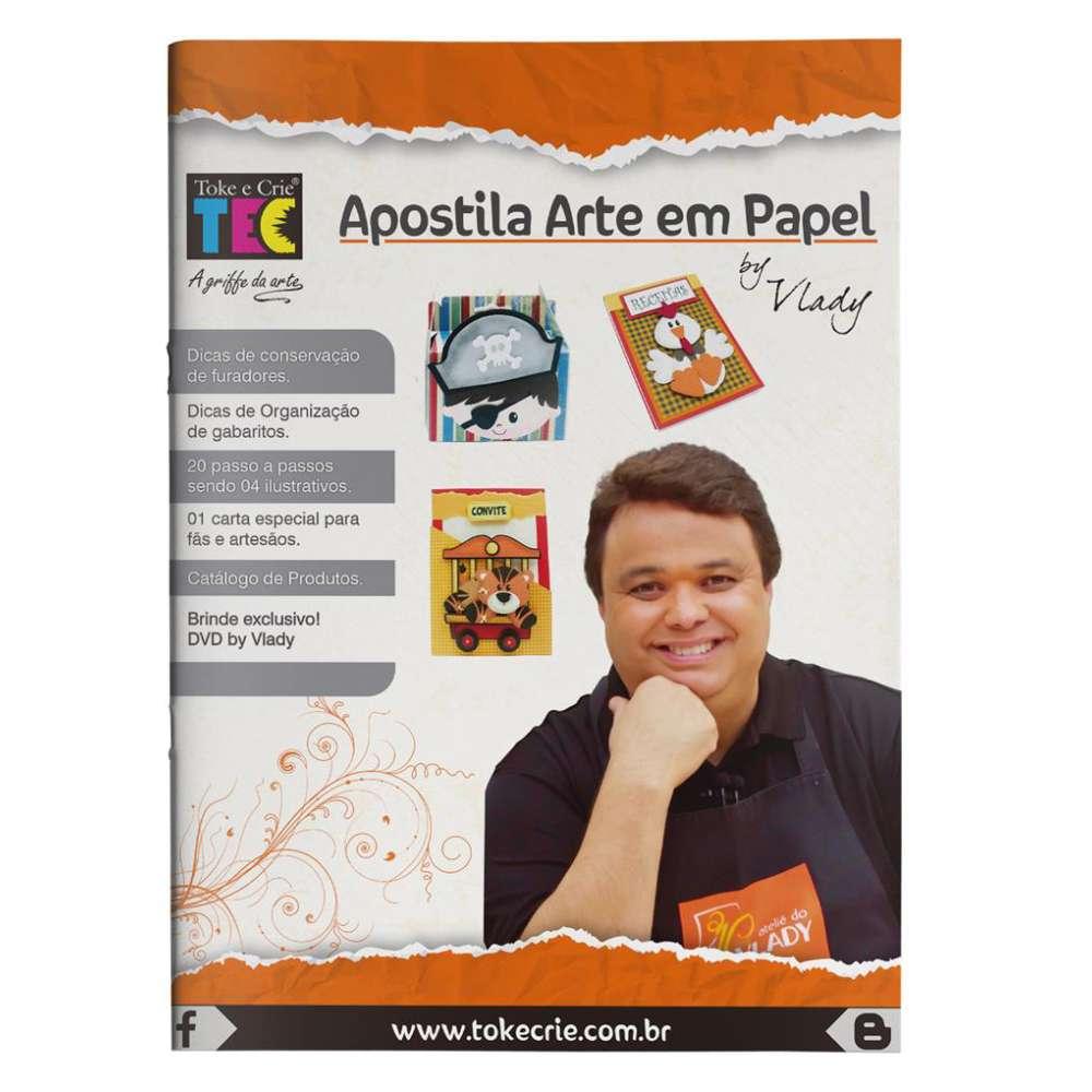 APOSTILA ARTE EM PAPEL (BY VLADY)