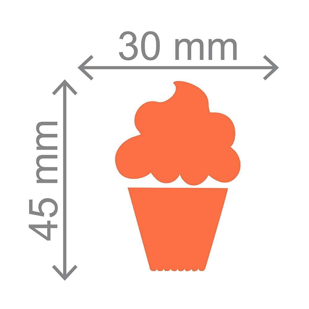 Furador Extra Gigante Alavanca Cupcake (by Vlady)