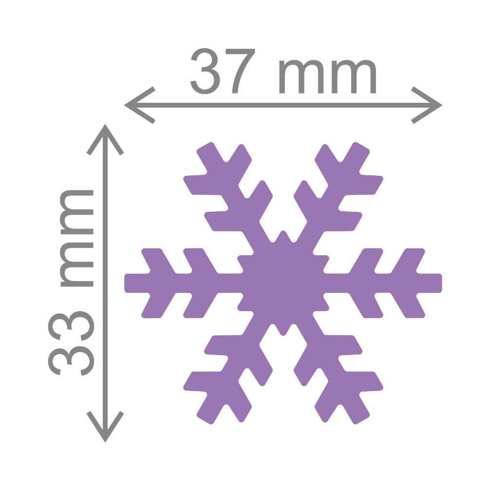 Furador Gigante Alavanca Floco De Neve 2