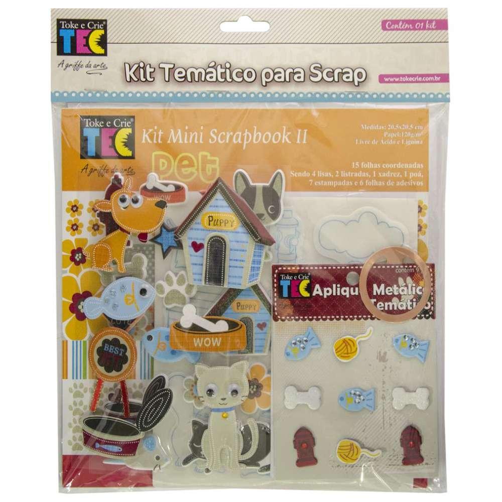 Kit Tematico P/ Scrap Pet (by Flavia Terzi)