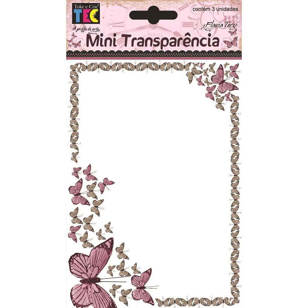 MINI TRANSPARENCIA AMOR (BY FLAVIA TERZI)