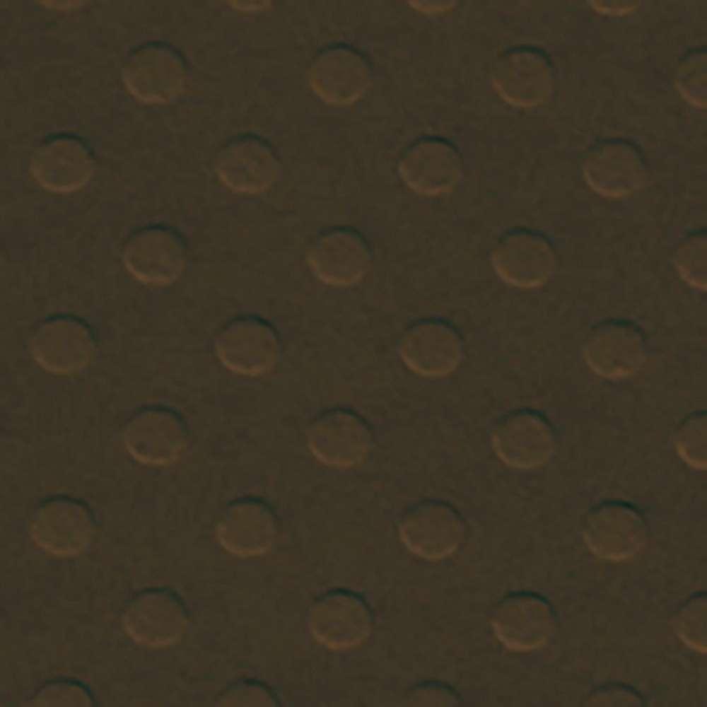 PAPEL P/ SCRAP CARDSTOCK BOLINHAS II CAFÉ 30,5X30,5 CM