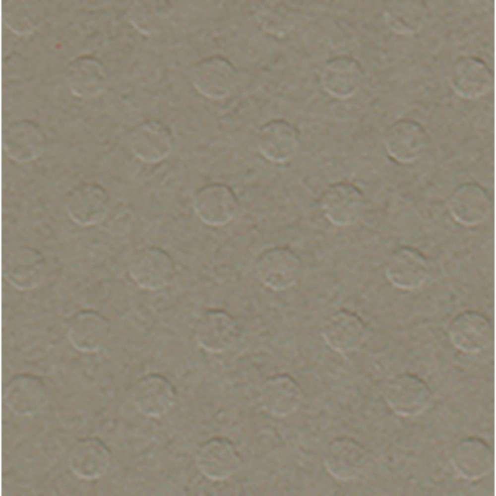 PAPEL P/ SCRAP CARDSTOCK BOLINHAS II CINZA CLARO 30,5X30,5 CM