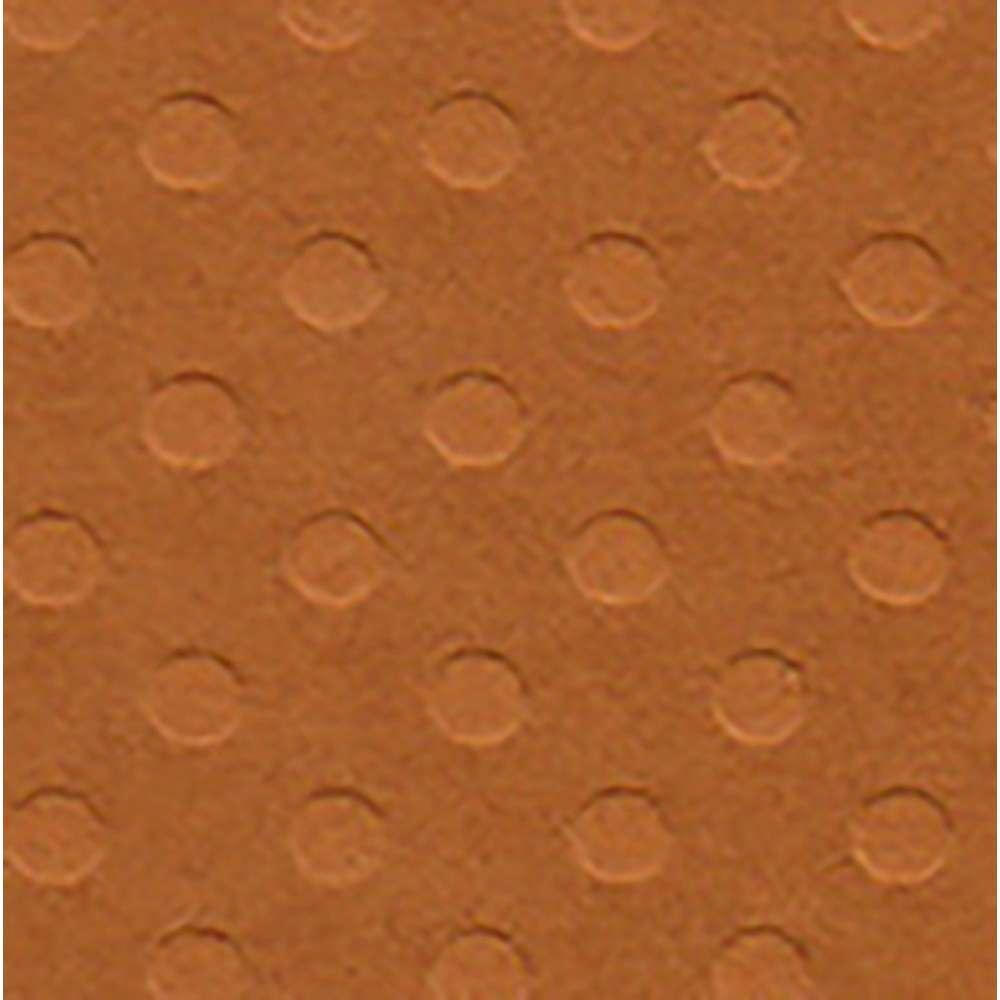 PAPEL P/ SCRAP CARDSTOCK BOLINHAS II TIJOLO 30,5X30,5 CM