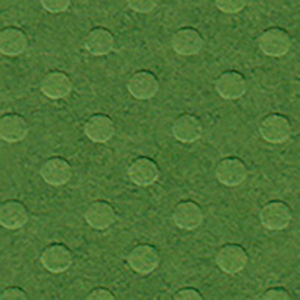 PAPEL P/ SCRAP CARDSTOCK BOLINHAS II VERDE CAPIM 30,5X30,5 CM