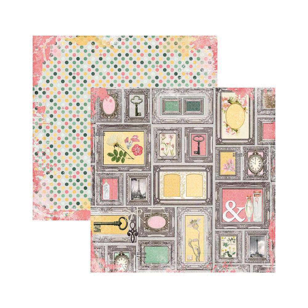 PAPEL P/ SCRAP DF SUNSHINE BLISS DIVERSOS