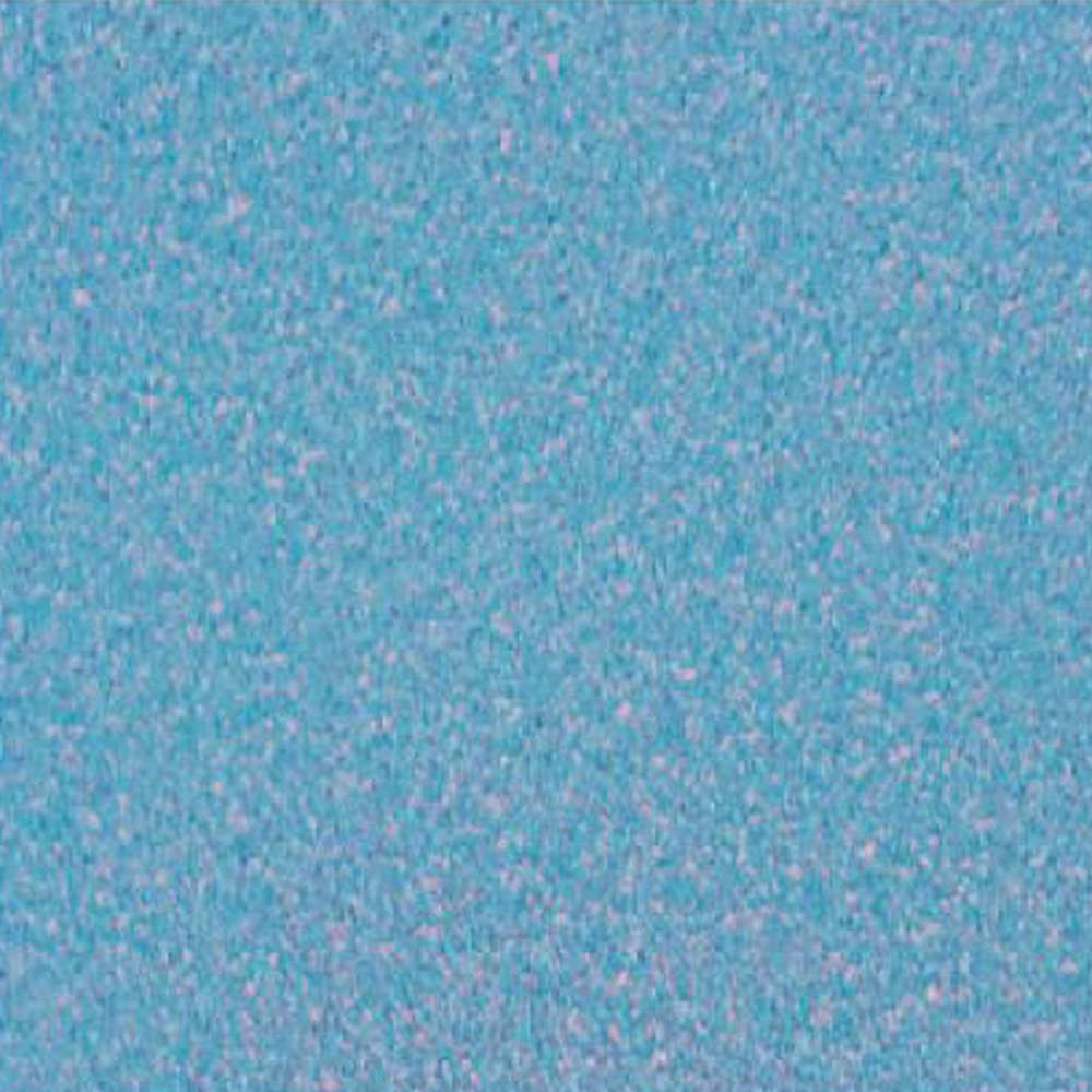 Papel P/ Scrap Puro Glitter Azul Royal
