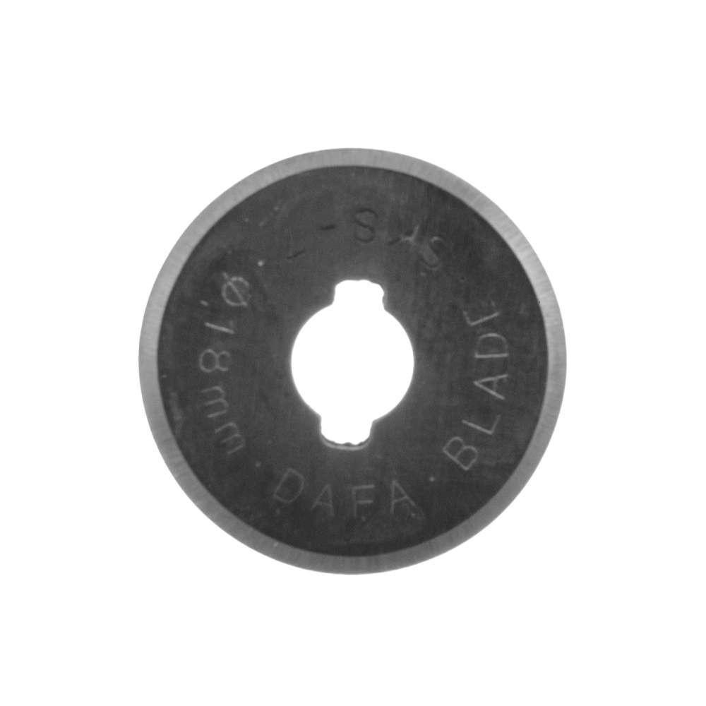 Refil P/ Cortador Circular Mini 18 Mm - 2 Lâminas