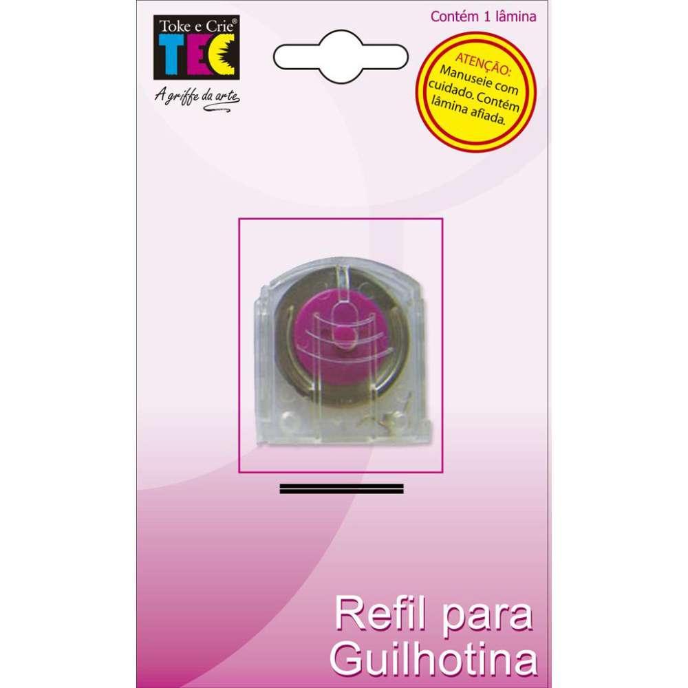 REFIL PARA GUILHOTINA DE CORTE 46 CM RETA BLISTER C/1 UN