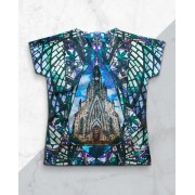Blusa Catedral de Pedra