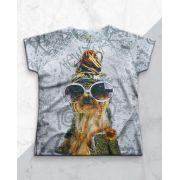 Blusa Fashion York Brilho