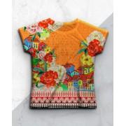 Blusa Pelourinho Floral