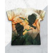Blusa Tucanos Voando