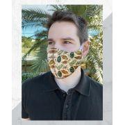 Máscara Anatômica Folhas