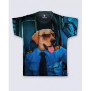 T-Shirt Cão Piloto