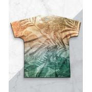 T-Shirt Degradê Tropical
