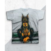 T-Shirt Dobermann