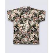 T-Shirt  Tucanos Xilogravura