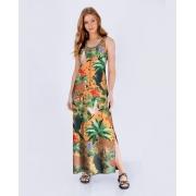 Vestido Longo Pantanal Det Arrastão