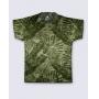 T-Shirt Folhagens Verdes