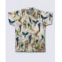 T-Shirt Pattern Araras