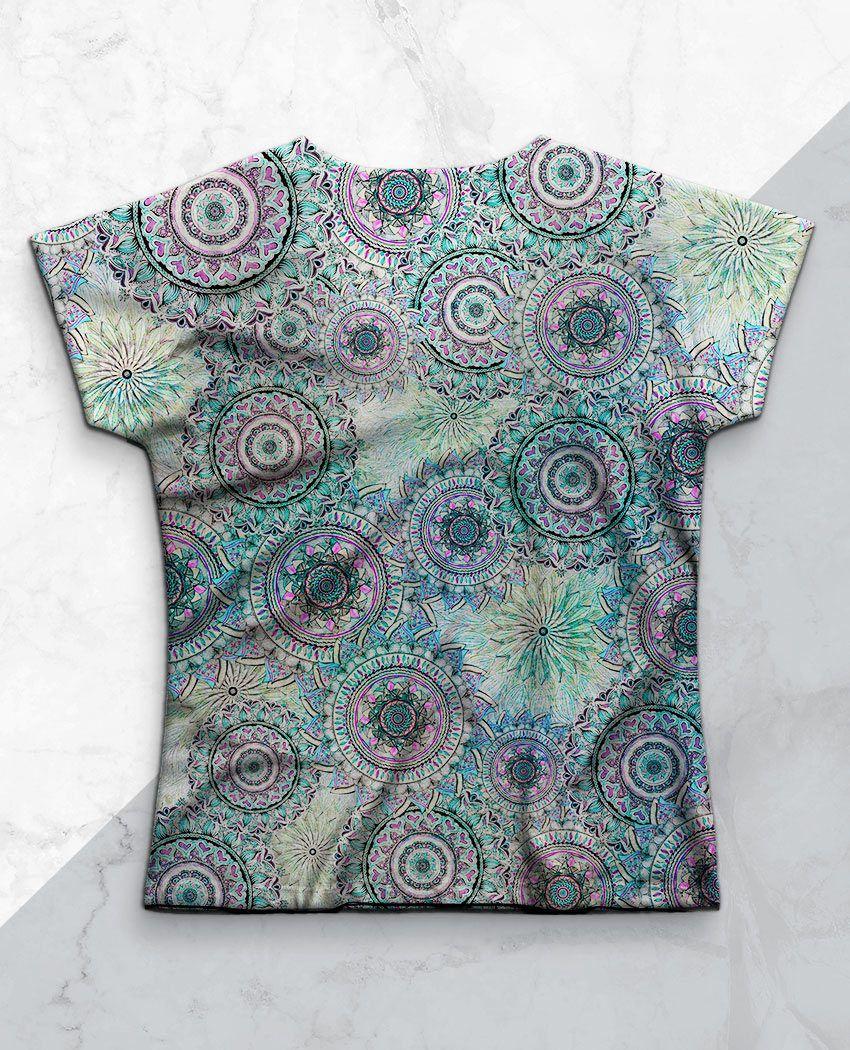 Blusa Beija-flor Mandalas