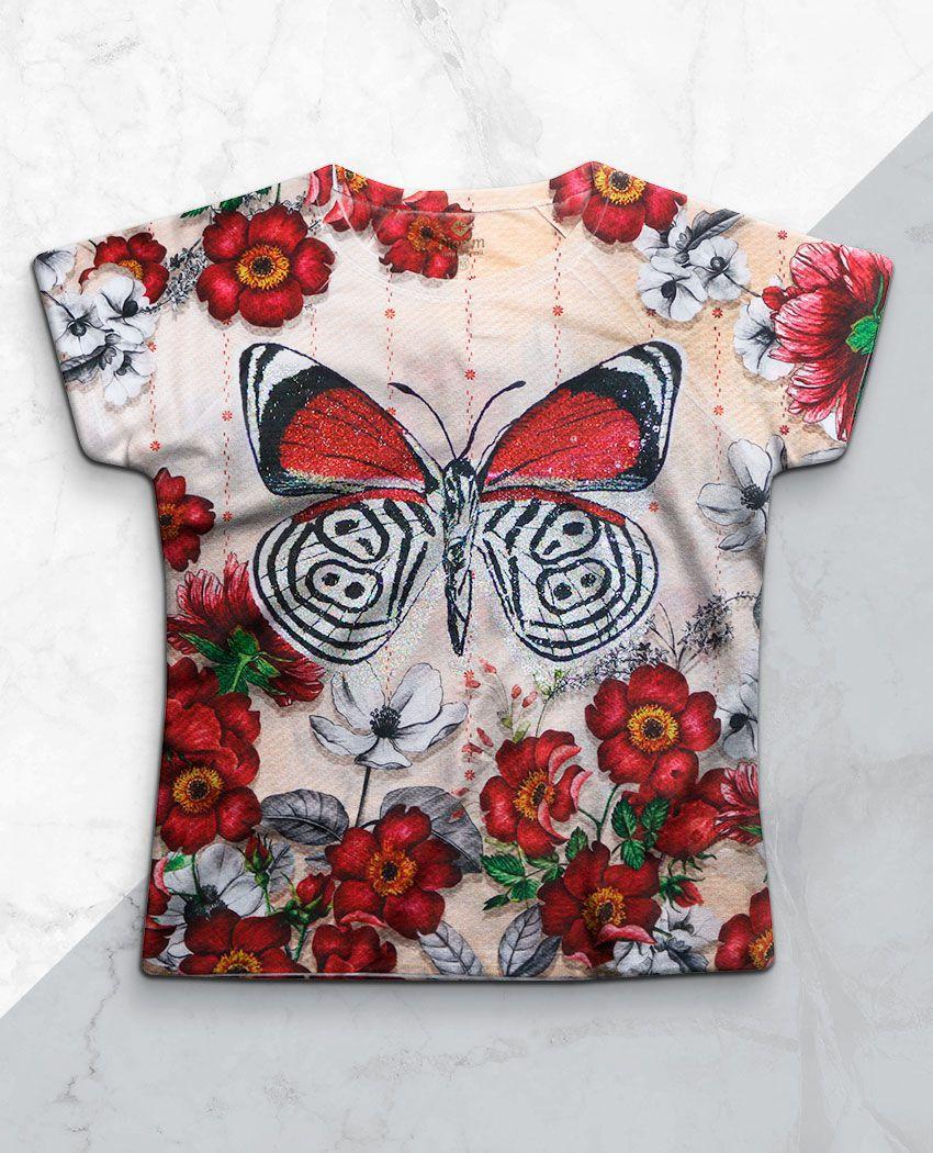 Blusa Borbo + Máscara Marsala