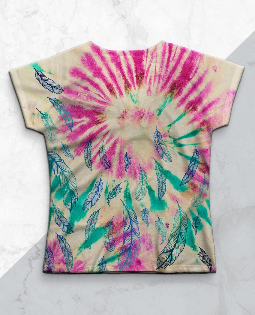 Blusa Filtro Tie Dye Brilho