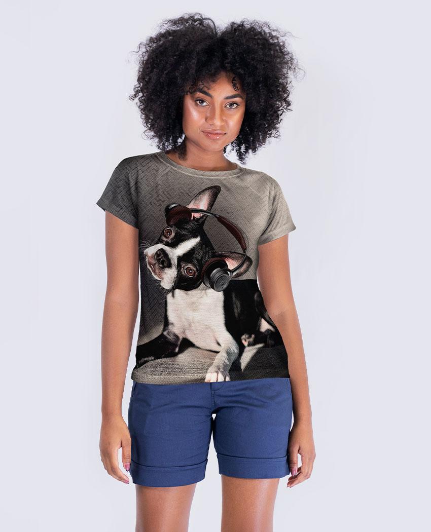 Blusa French Pet